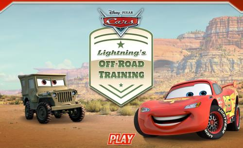 Lightning's Off-Road Challenge