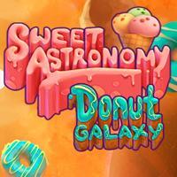 Sweet Astronomy Donut Galaxy