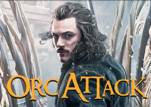 The Hobbit Orc Attack