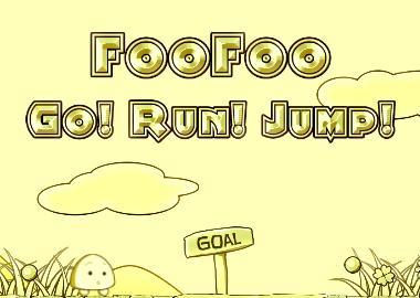 FooFoo Go! Run! Jump!