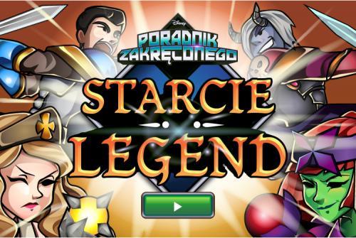 Poradnik zakręconego Gracza Starcie Legend