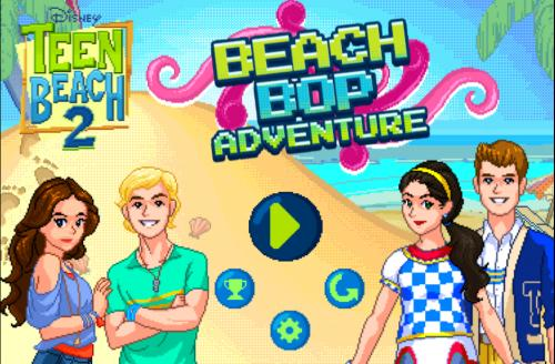 Teen Beach 2 Beach Bop Adventure