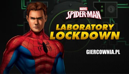 Spider-Man Laboratory Lockdown