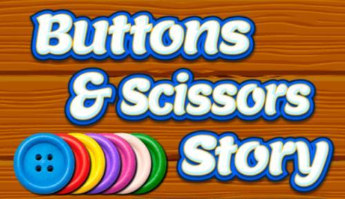 Button & Scissors Story