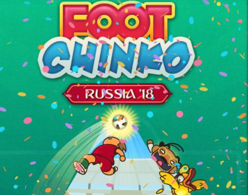 Foot Chinko Russia 2018
