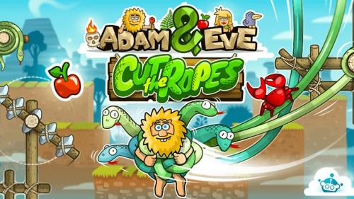 Adam & Eve Cut The Ropes