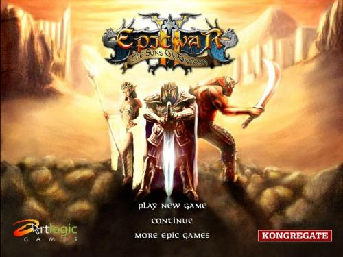 Epic War 2 The Sons Of Destiny