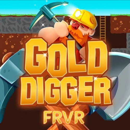 Gold Digger FRVR