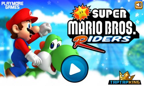 Super Mario Bros Riders