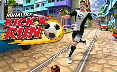 Cristiano Ronaldo Kick'n'Run